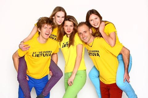 Jaunimas už sveiką Lietuvą