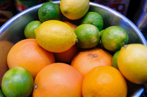 Citrusiniai vaisiai