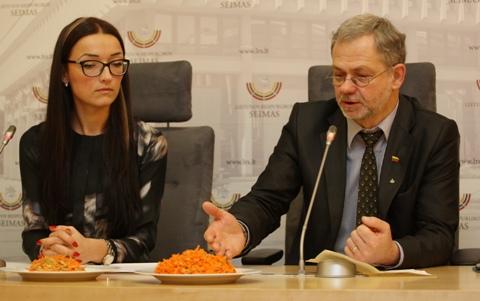 Joana Tamkevičiūtė ir Linas Balsys