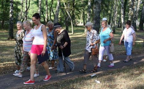 Vaikščiojimo grupės