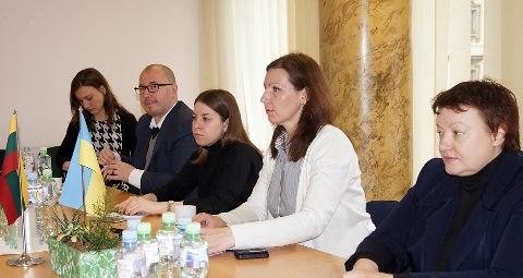 Dnepropetrovsko delegacija