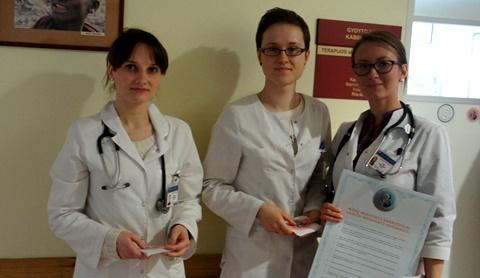 Jaunosios gydytojos