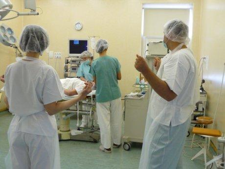 Slaugytojai operacinėje