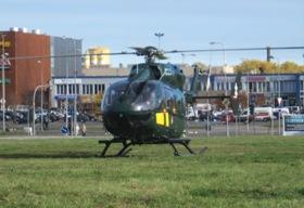 Valstybės sienos apsaugos tarnybos sraigtasparnis