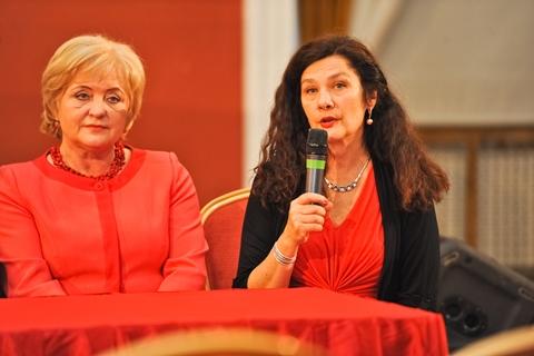 Nijolė Dirginčienė ir Žaneta Petrulionienė