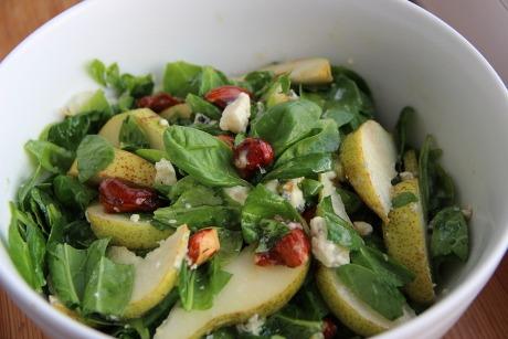 Kriaušių salotos