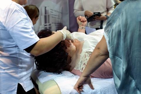 Veido procedūra