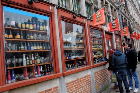 Gėrimų parduotuvė