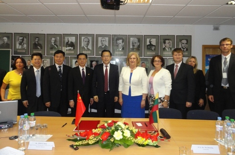 Lietuva ir Kinija