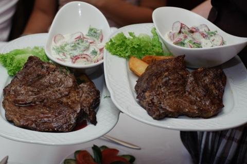 Kepta mėsa