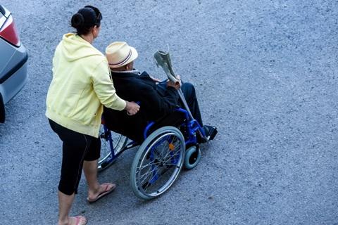Veža neįgalųjį