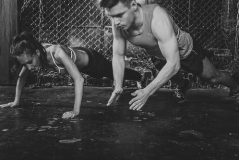 Treniruotės su savo svoriu