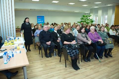 Kauno diabeto klubo Insula seminaras
