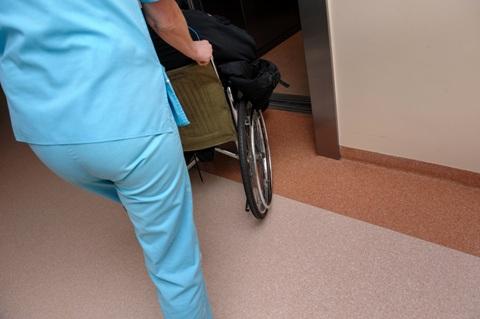 Veža neįgalų