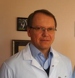 Doc. dr. Linas Rovas.
