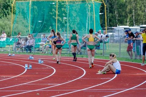 Sportininkai