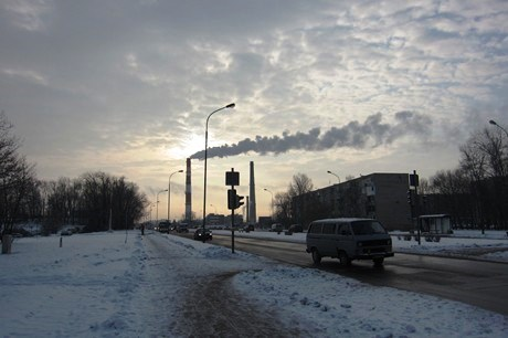 Oro tarša