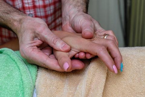 Pirštų masažas
