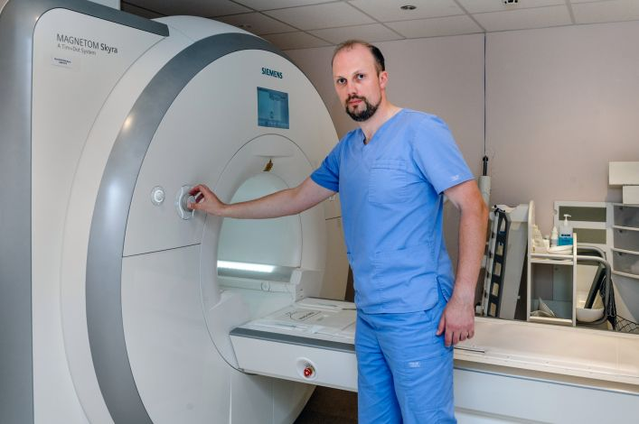 hipertenzijos tomografija