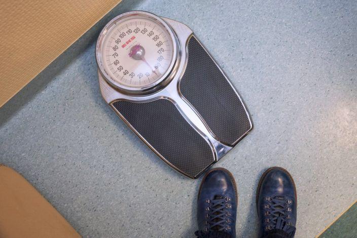pasirašyti svorio netekimas