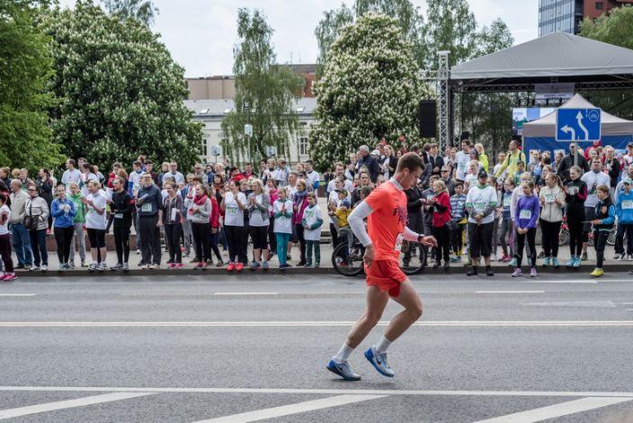 bėgimas dėl širdies sveikatos