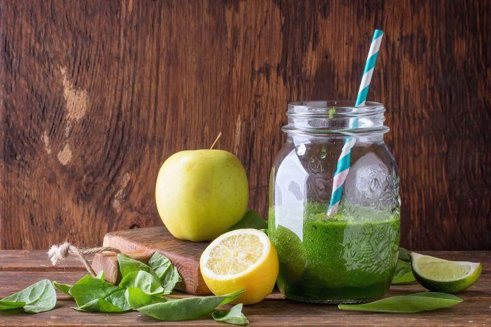 Žalias kokteilis