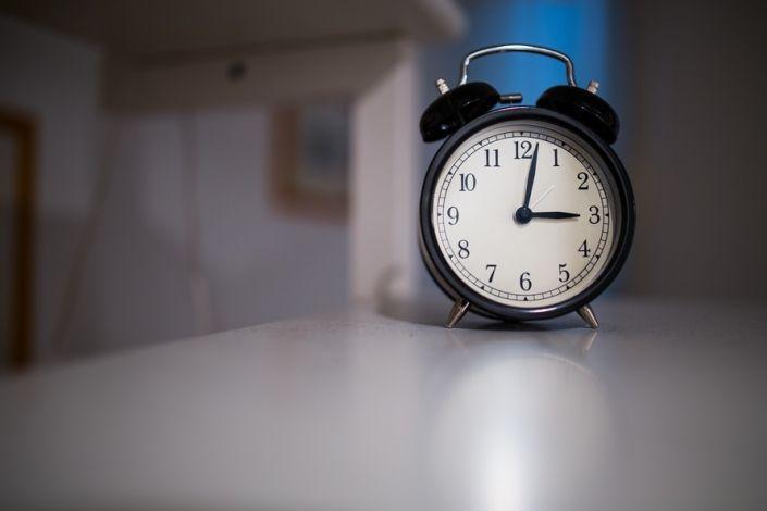 Analoginis laikrodis