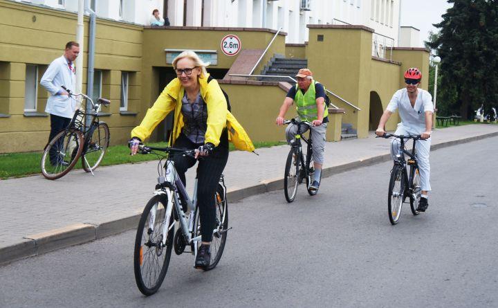 kaip dviratis veikia hipertenziją