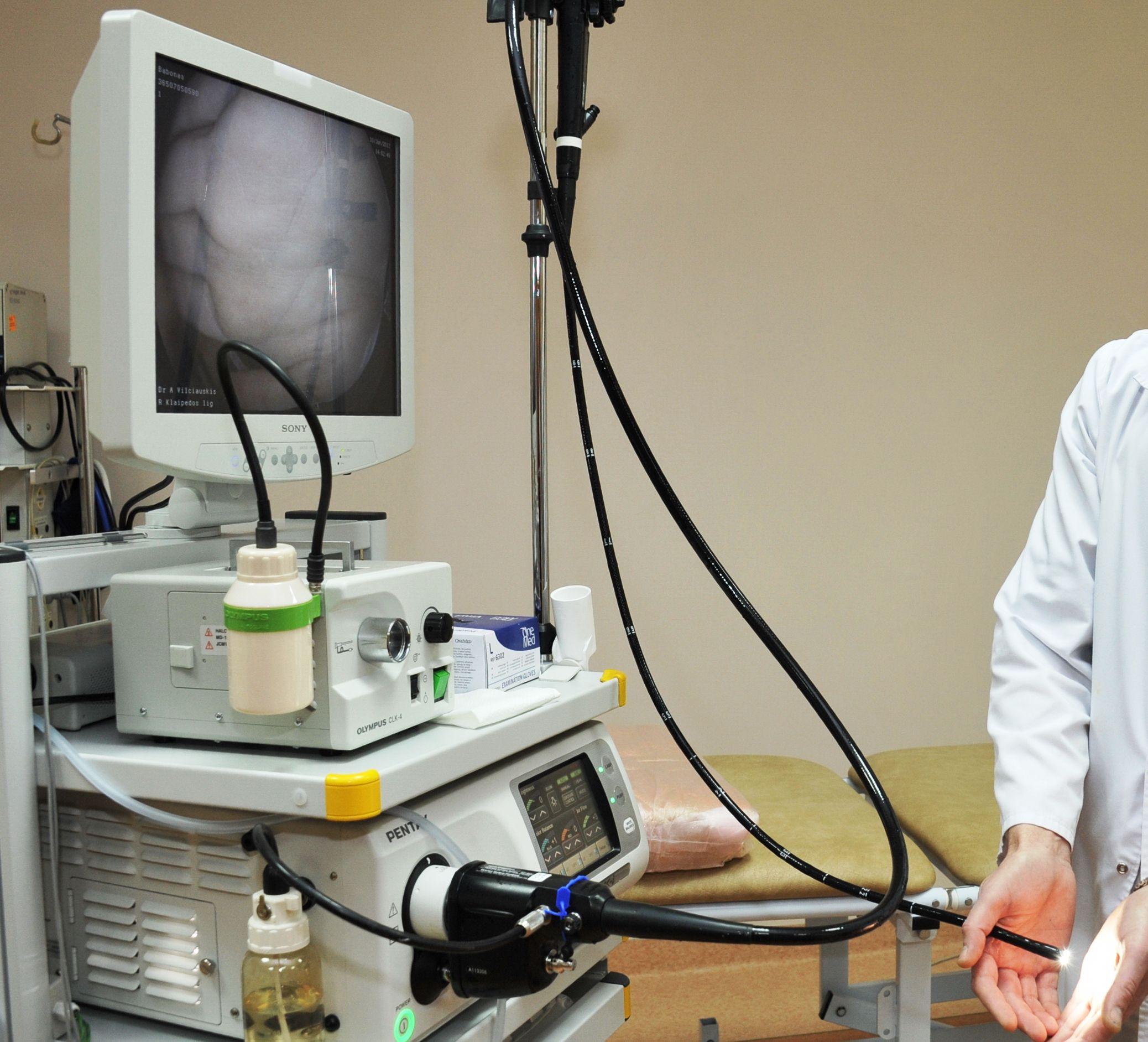 Endoskopas