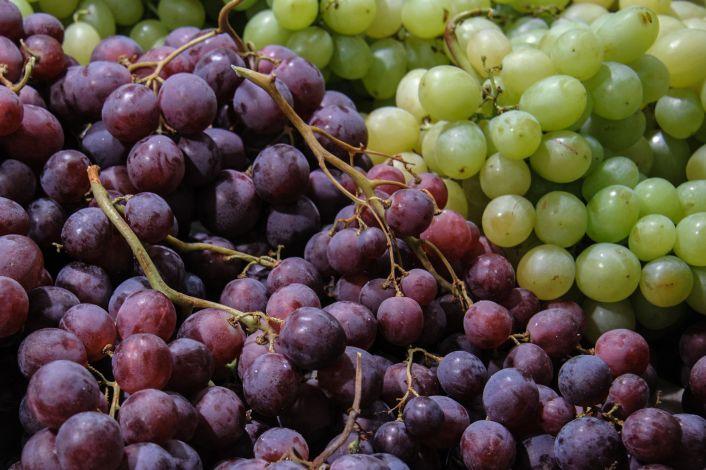 Mitybos dienai: gydymasis vynuogėmis