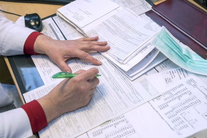 Medikas pildo dokumentus