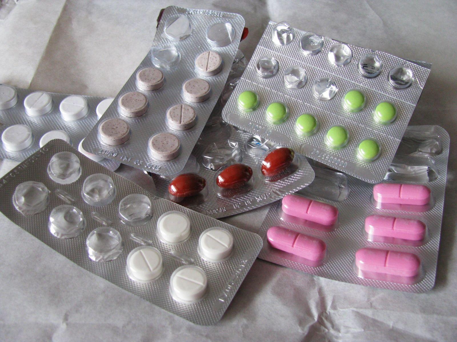 Įvairūs vaistai