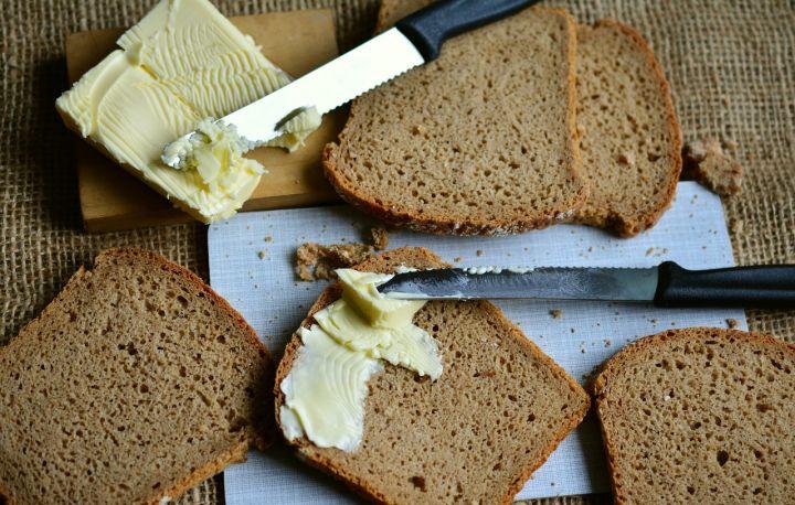 Duonos riekės