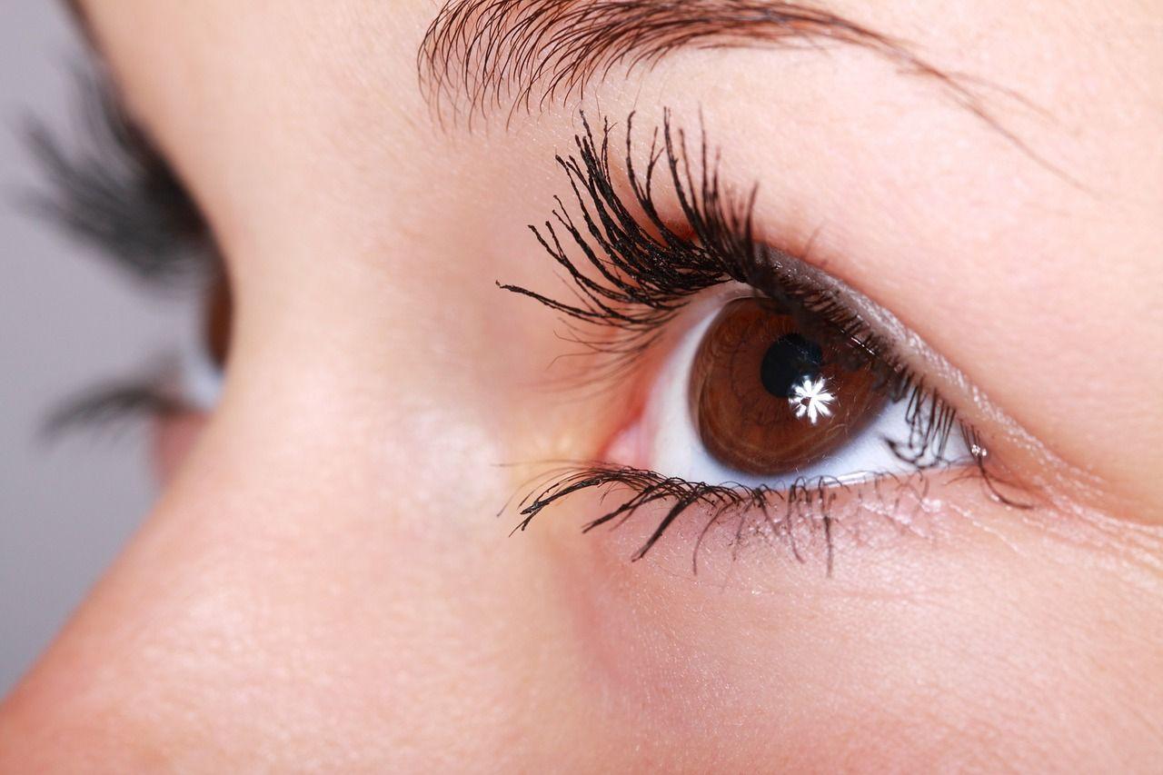 Rudos akys