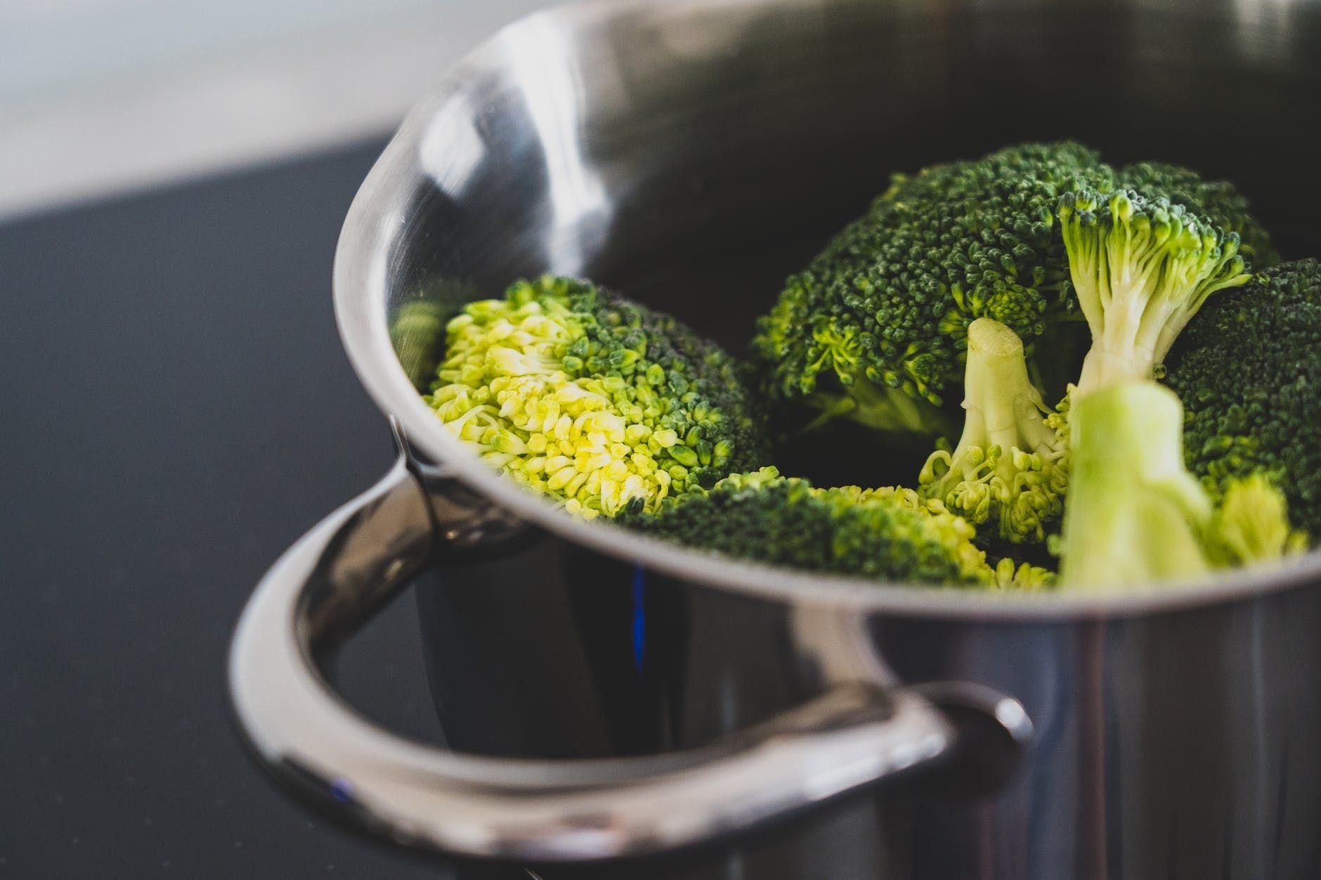 brokolių širdies sveikata