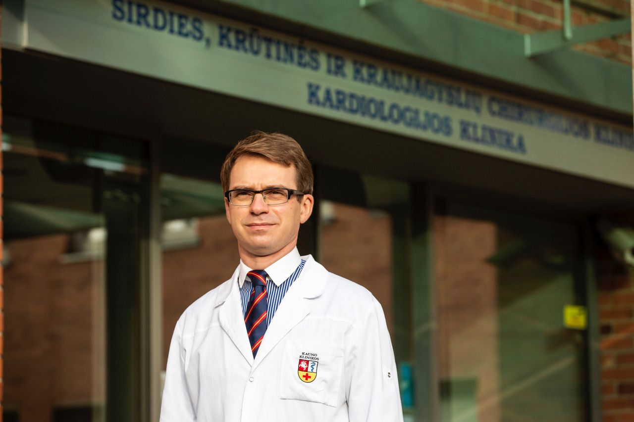 Raimondo Kubiliaus nuotrauka