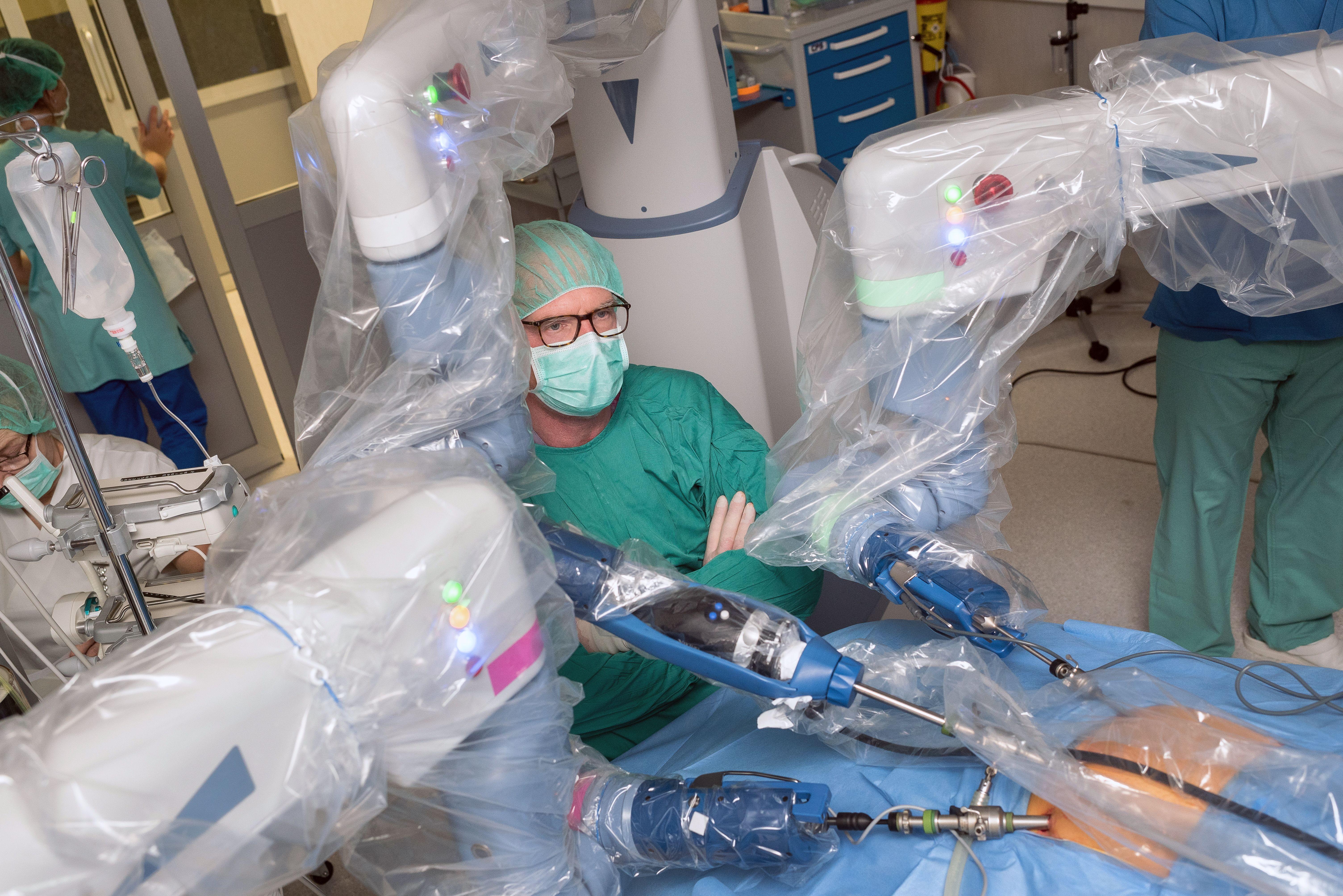 Robotinė operacija