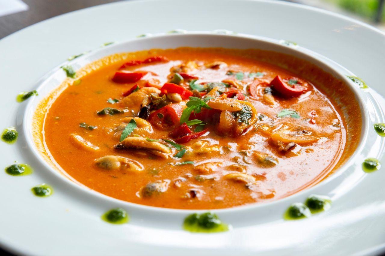 Lėkštė sriubos