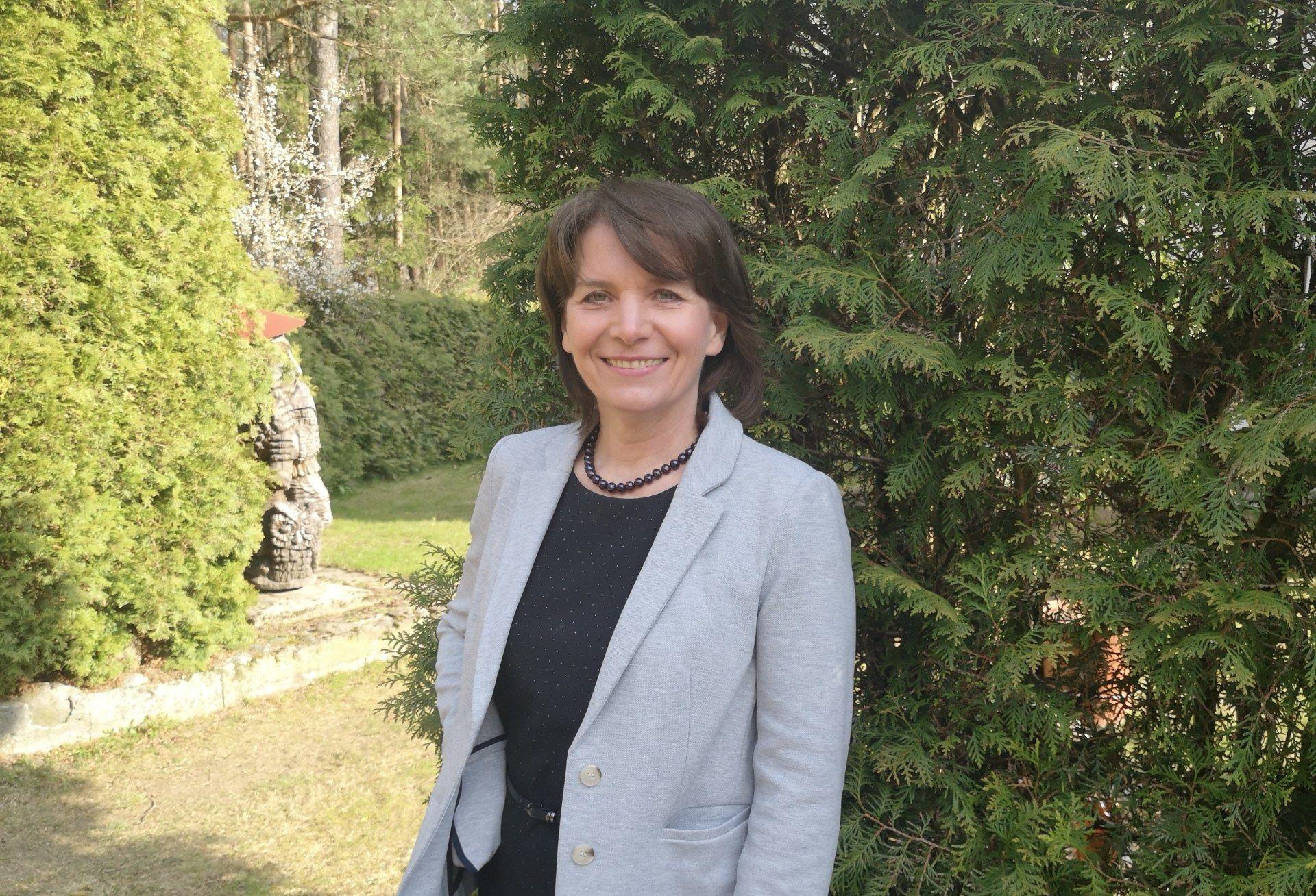 Aurelija Žvirblienė.