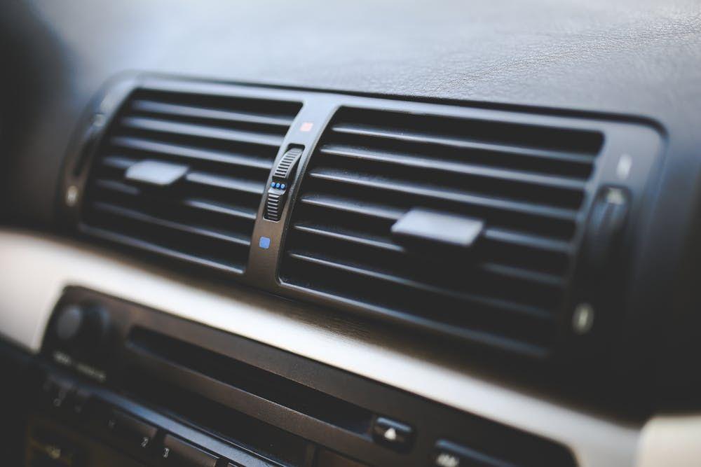 Automobilio oro kondicionierius