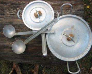 Virtuvės indai svorio metimui)
