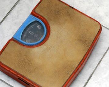 mažas vaisingumas ir svorio kritimas)