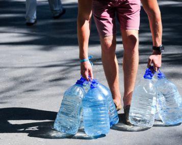 vandens, skirto hipertenzijai gydyti)