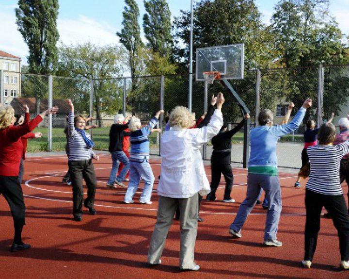 Pasaulinė sveikatos diena skirta senjorų sveikatai