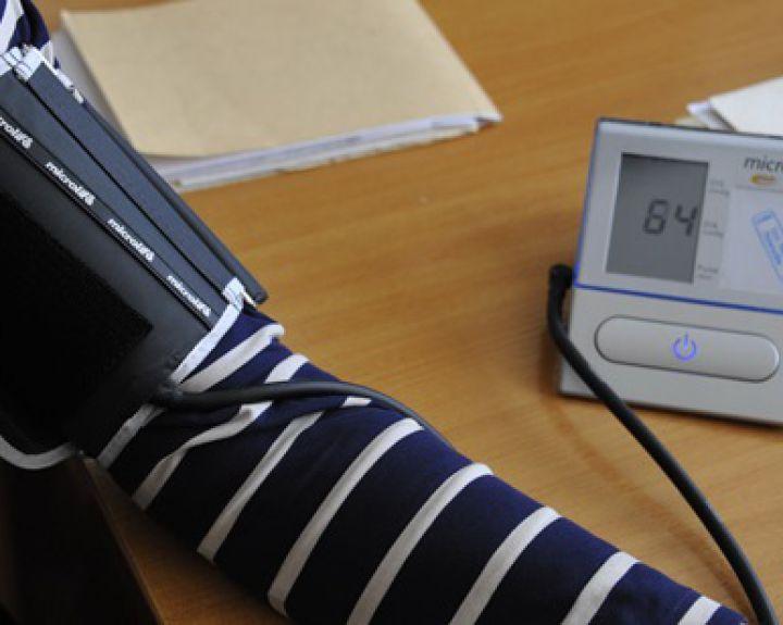 retas pulsas ir hipertenzija spaudimas pagal amziu