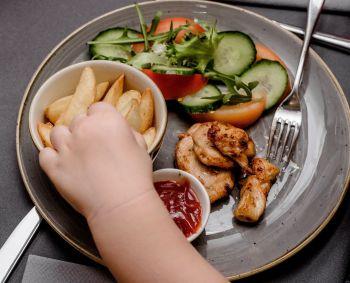maistas esant aukštai hipertenzijai ir antsvoriui)