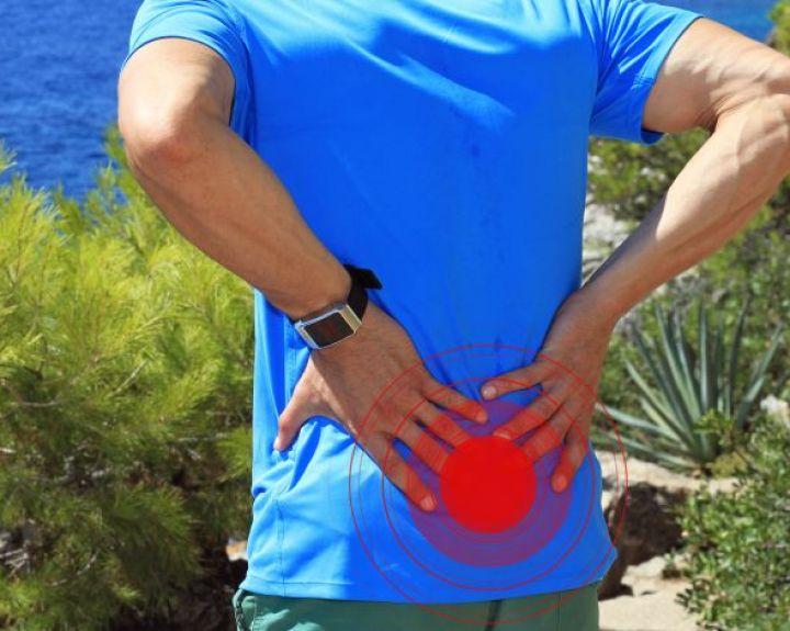 juosmens skausmas hipertenzija