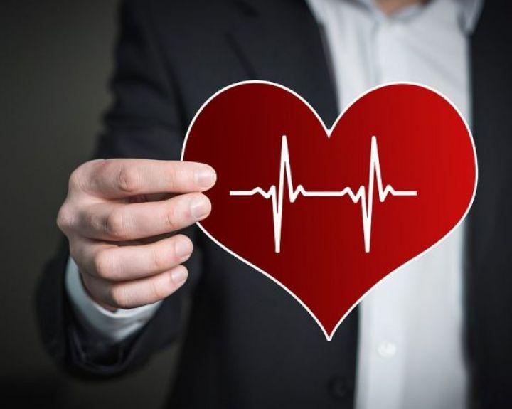 Širdis kenčia nuo streso