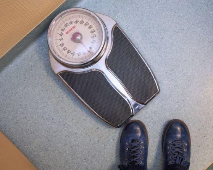 svorio mažėjimas)